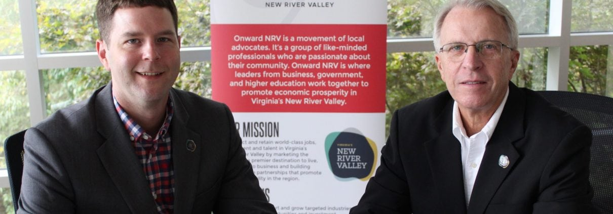 Roanoke Times Onward NRV Article