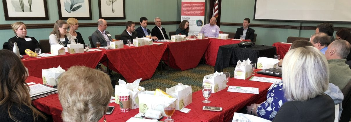 Onward NRV Economic Vitality Meeting