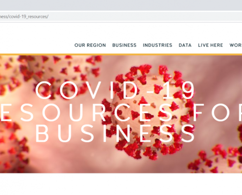 COVID-19 Resources for Business Portal