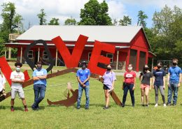 NRV Experience Interns Explore Virginia's New River Valley