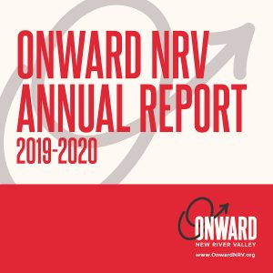 Onward NRV FY2019-20 Annual Report Cover