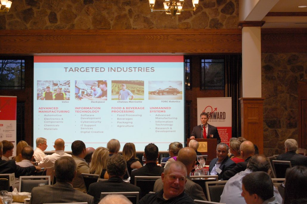 2017 Annual Dinner Targeted Industries Presentation