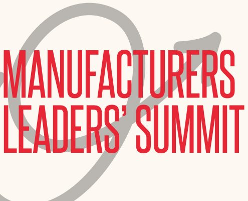 Manufacturers Leaders' Summit Fall 2020