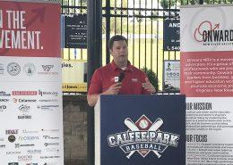 Onward NRV Hosts Summer Investor Event at Calfee Park