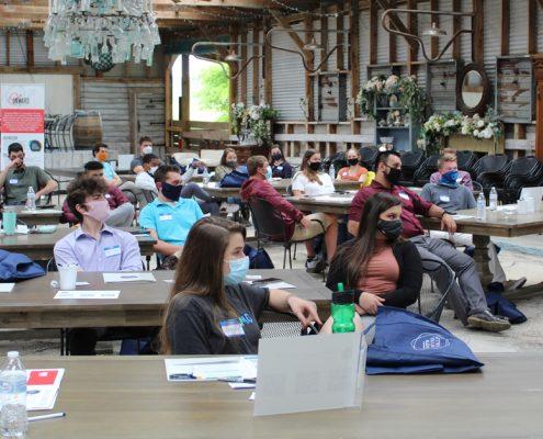 NRV Experience 2021 Kicks Off at Sinkland Farms