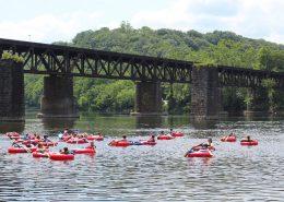 Summer Interns Explore Virginia's New River Valley