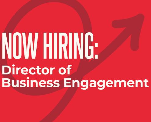 Onward NRV is Hiring: Director of Business Engagement