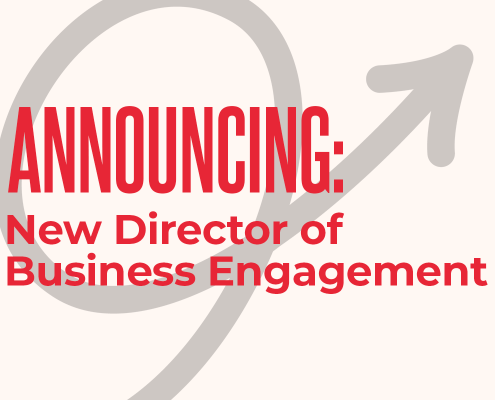Onward NRV Welcomes New Director of Business Engagement