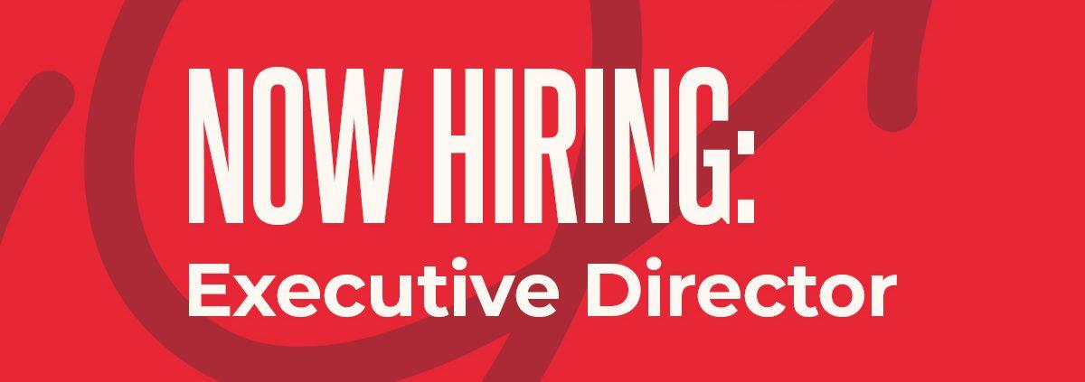 Onward NRV Now Hiring: Executive Director